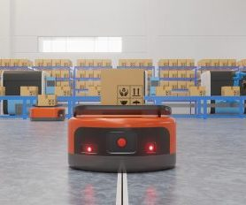 Real-time location for Automated Guided Vehicles