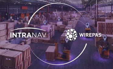 Wirepas and INTRANAV join forces to offer massive scale real-time asset tracking - Header Bild